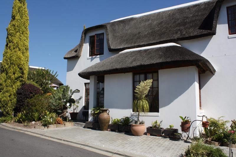 Property For Sale in Vergesig, Durbanville 2